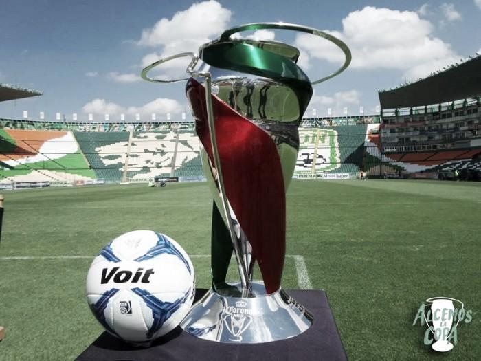 Definidos los rivales del León en Copa MX