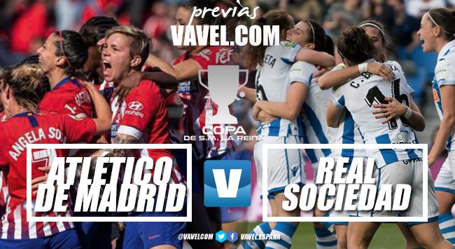 Previa Atlético de Madrid Femenino - Real Sociedad: la historia se escribe en Los Cármenes ...