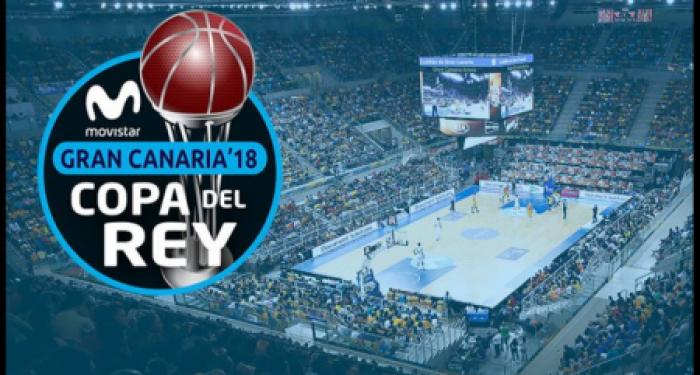 Sorteo de la Copa del Rey ACB - Gran Canaria 2018