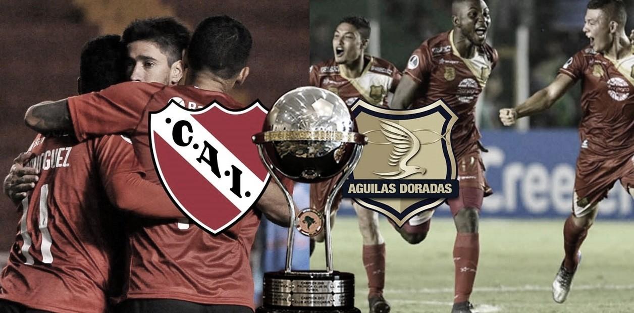 Se definió el próximo rival de Independiente en la Sudamericana