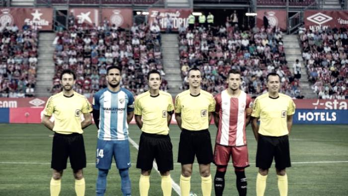 El Málaga sigue sin gol