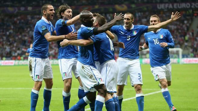 Italia jugará la Copa Confederaciones 2013