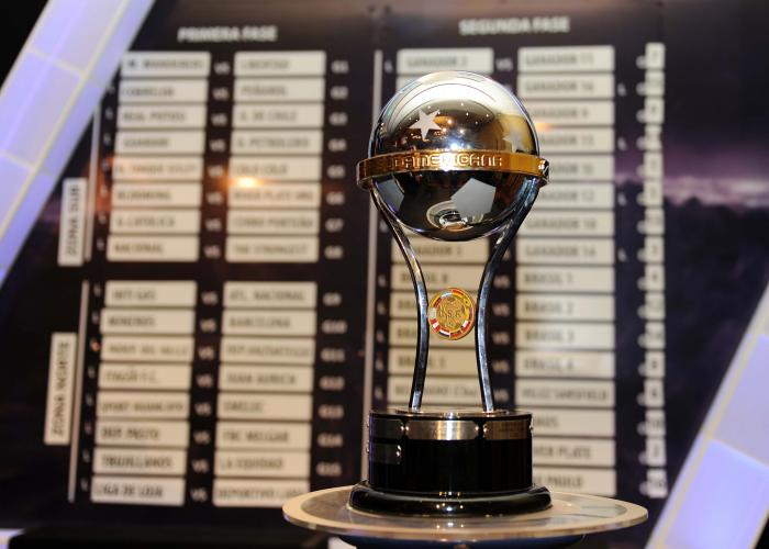 Sorteados os primeiros enfrentamentos da Copa Sul-Americana 2013