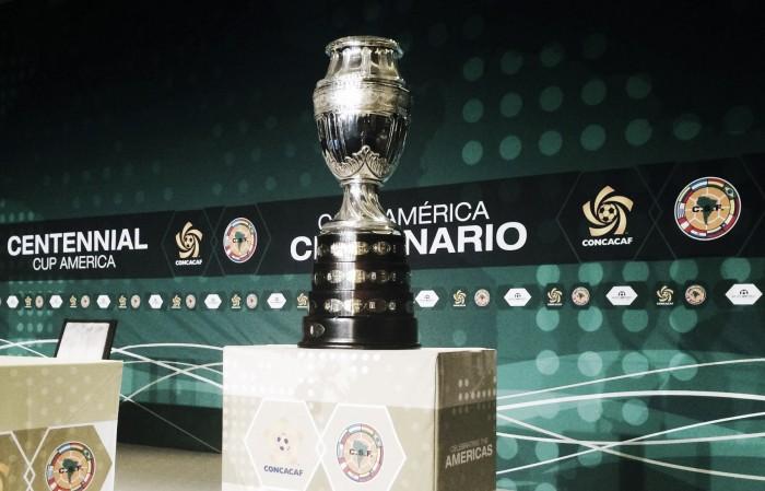 Se sorteó la Copa América 2016, con Argentina encabezando el Grupo D