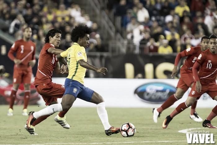 Copa America Centenario: Peru get controversial win over Brazil