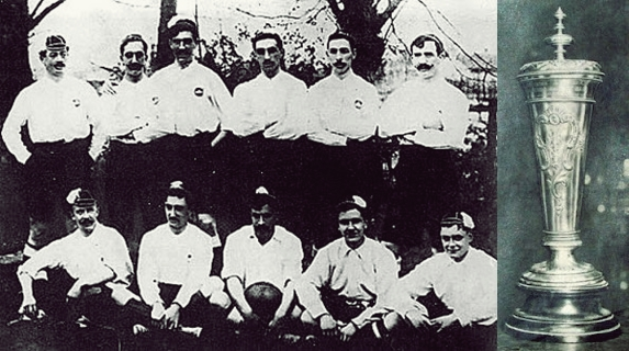 Serial Finales de Copa Athletic - Barcelona: 1902, el Bizcaya se corona