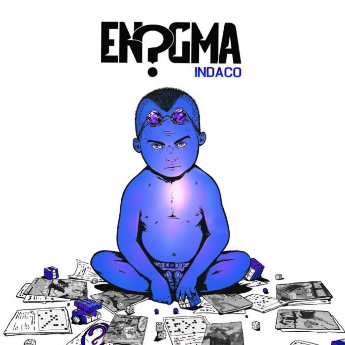 """En?gma si evolve e si scopre bambino """"Indaco"""", la recensione del nuovo album"""