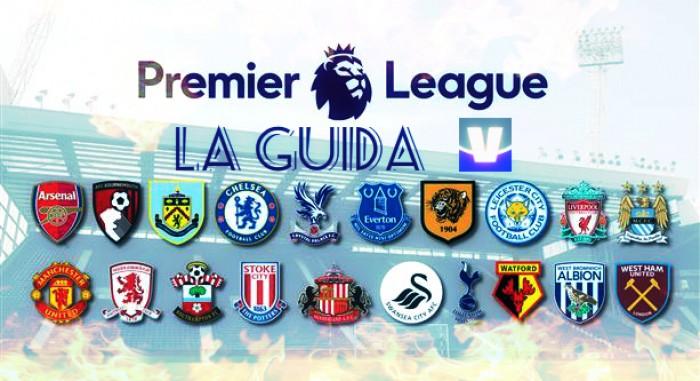 Guida VAVEL alla Premier League 2016/17
