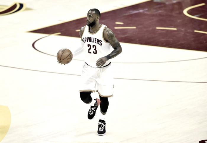 NBA Playoffs – Continua il dominio di LeBron James, i Cavs conquistano anche Gara 2 (2-0)