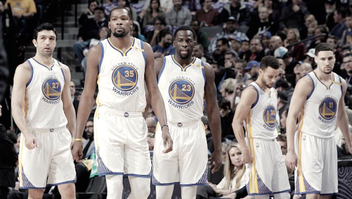 NBA Playoffs: Golden State, scacco matto al Pop