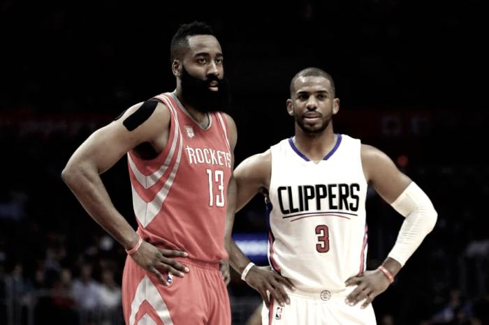 NBA - Chris Paul e James Harden. La convivenza funzionerà?