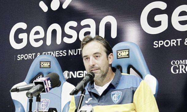 """Empoli: al via la nuova stagione. Giampaolo: """"Impatto positivo, vogliamo confermarci"""""""
