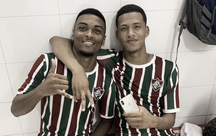 Fluminense vence Sete de Dourados e se classifica na Copinha