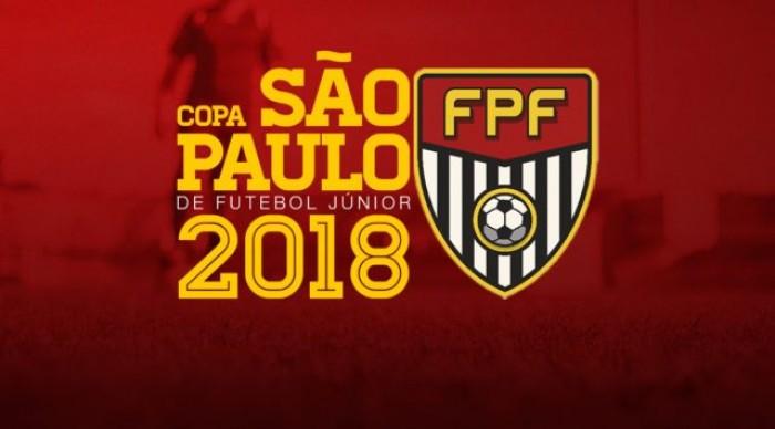 Resultado Sport x Confiança-SE pela Copa São Paulo de Futebol Júnior 2018 (3-0)