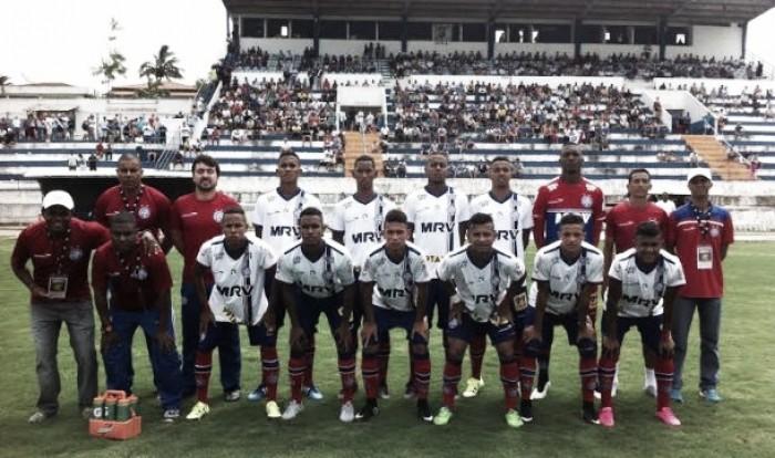 Com dois de Geovane Itinga, Bahia atropela Desportivo Aliança-AL na estreia da Copinha