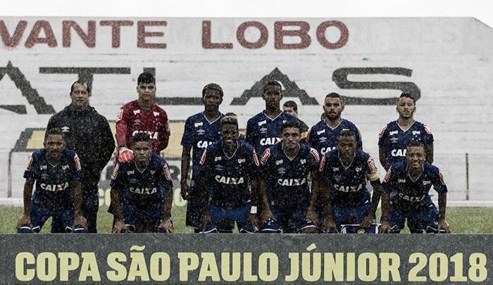 Resultado Cruzeiro x Rio Branco-SP pela segunda fase da Copa São Paulo 1-1 (3-1 Pen)