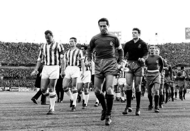 Serial Real Madrid - Juventus, 1961/62: París decidió al primer ganador