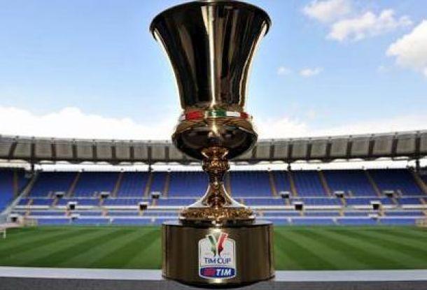 Coppa Italia 2014/2015, il sorteggio