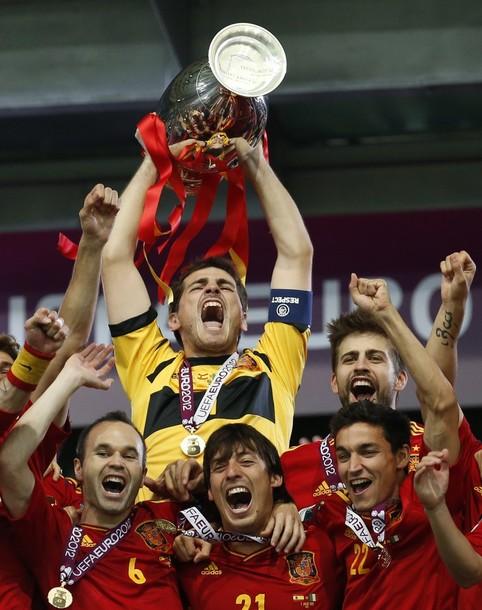 """Casillas: """"Questi quattro anni sono stati indimenticabili"""""""