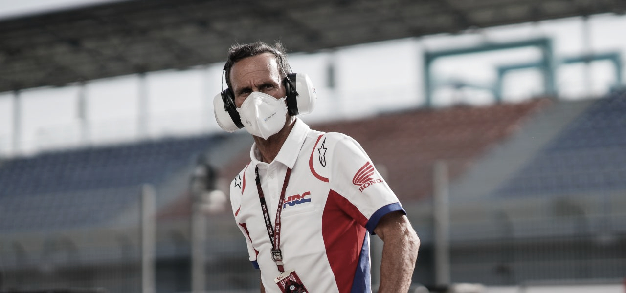 """Alberto Puig: """"Hemos visto a Marc volviendo a su nivel"""""""