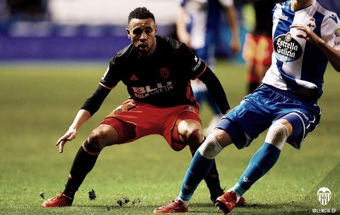 Kondogbia tendrá dificultades para jugar frente al Málaga CF