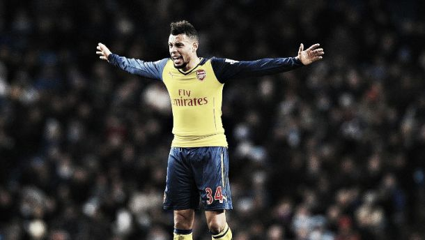 Coquelin: I knew I could be a star for Arsenal
