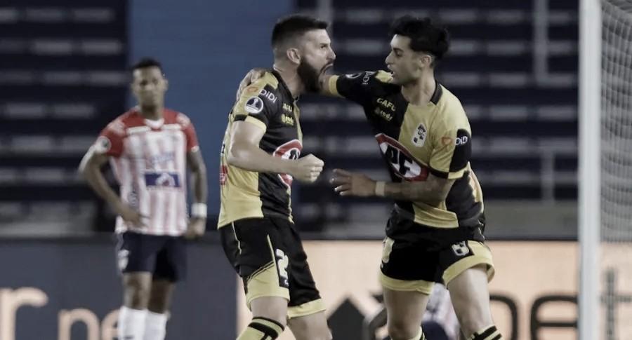 Junior cayó de local ante Coquimbo en cuartos de Copa Sudamericana