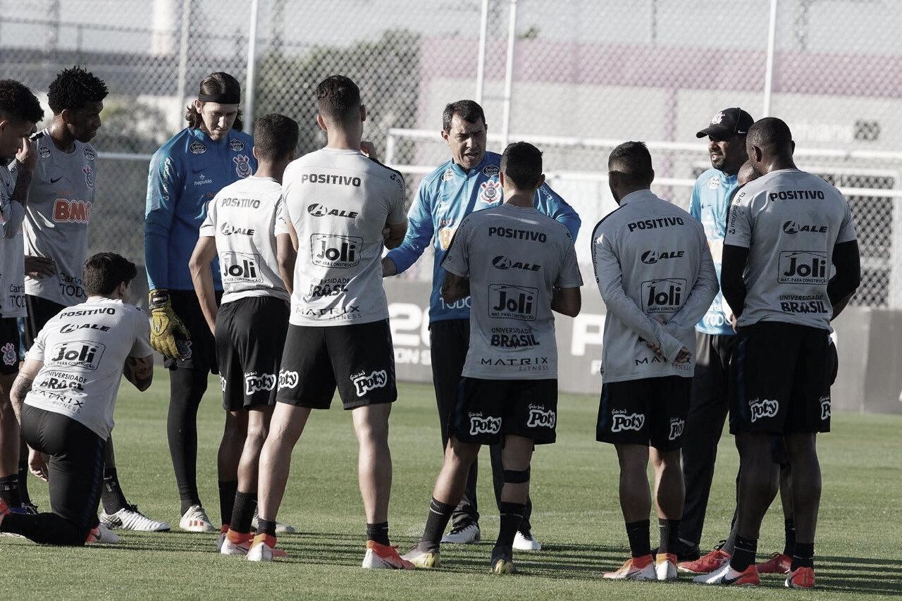 Na Arena, Corinthians e CSA se enfrentam com novidades no elenco