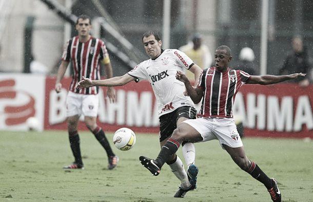 Sem Jadson e Pato, Corinthians e São Paulo se enfrentam de olho na fase final do Paulistão