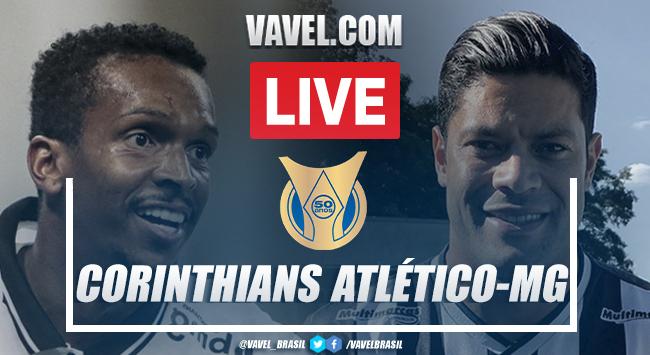 Gols e melhores momentos Corinthians x Atlético-MG pelo Campeonato Brasileiro 2021 (1-2)