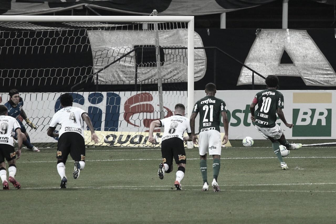 Expulsão de Fagner prejudica estratégia de Tiago Nunes e Palmeiras derrota Corinthians pela primeira vez no ano