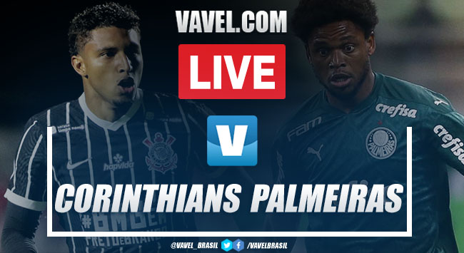 Melhores momentos entre Corinthians e Palmeiras (0-0)