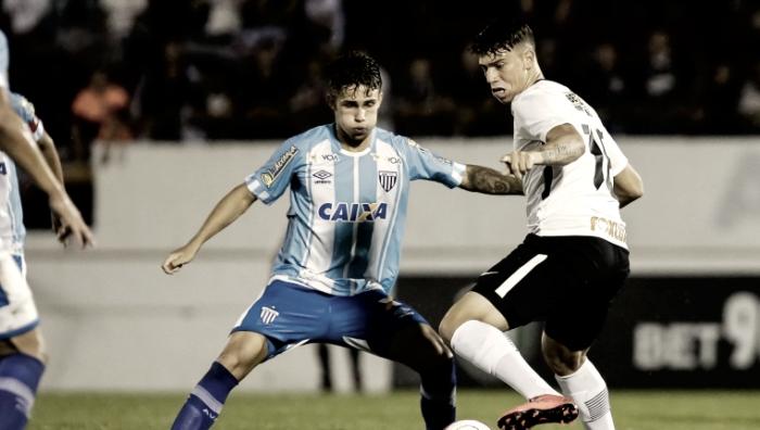 Avaí faz partida segura, quebra invencibilidade do Corinthians e avança às quartas da Copinha
