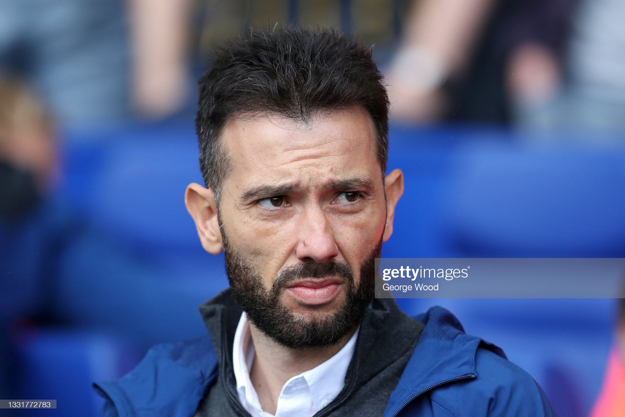 Carlos Corberan's post-Sheffield Wednesday comments: Getting through to the next round, performance & the fans