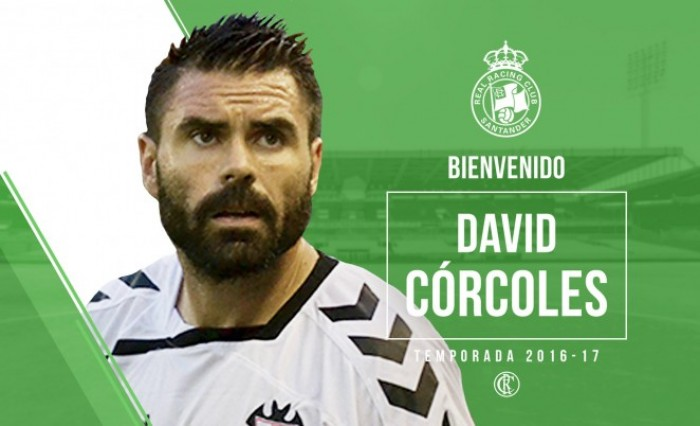 Córcoles llega, Dani Rodríguez sale