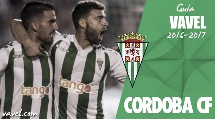 Córdoba CF 2016/2017: los blanquiverdes vuelven a la carga