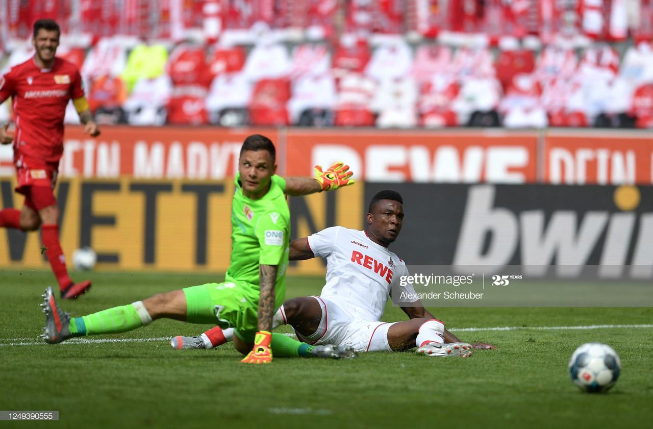 Koln 1-2 Union Berlin: The away side take a huge step towards Bundesliga safety