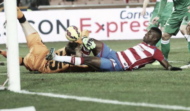 Granada 1-0 Elche: Cordoba Grabs Victory With Second Half Goal