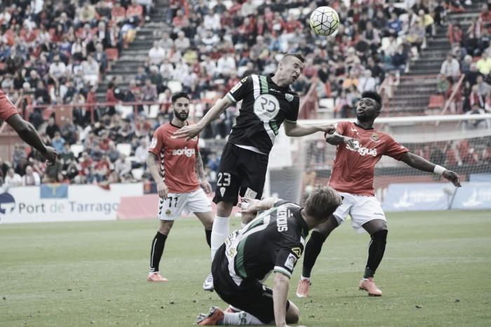 Previa Córdoba CF – Gimnàstic de Tarragona: a romper las estadísticas