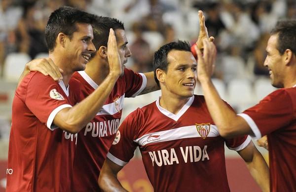 El Sevilla jugará ante el Córdoba su primer test serio de pretemporada
