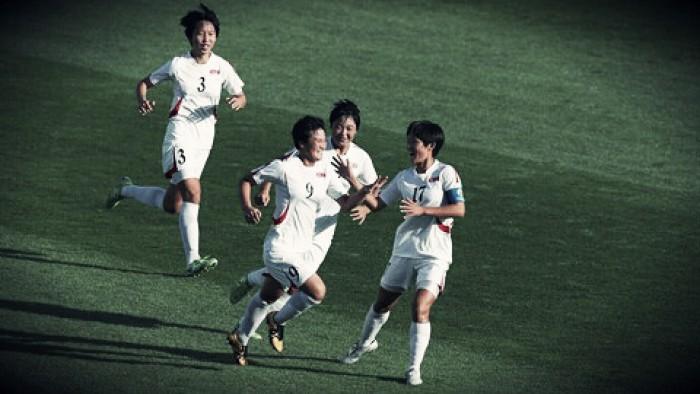Corea del Norte, primera finalista del Mundial Sub 17 Femenino