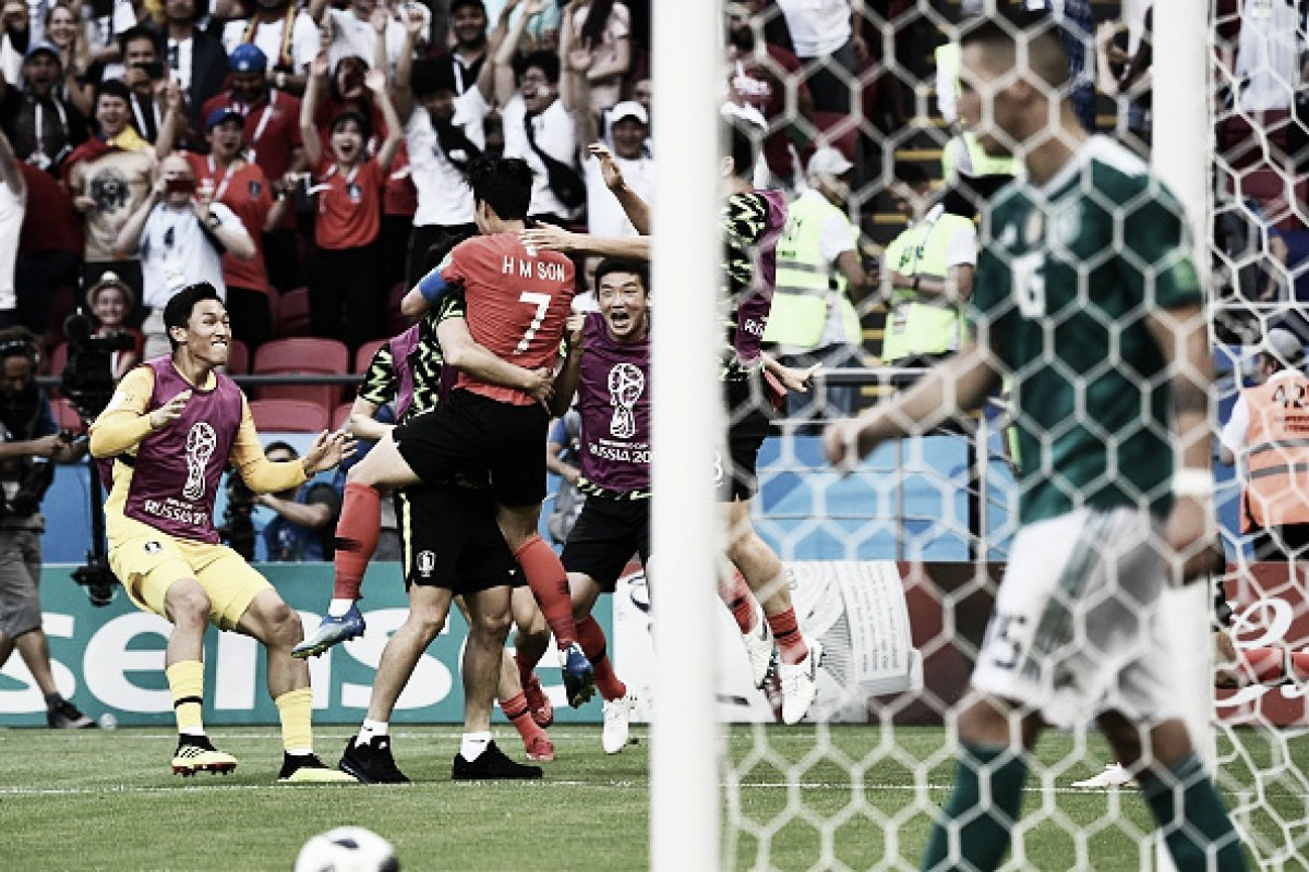 Vexame histórico: Alemanha faz jogo apático, perde para Coreia do Sul no fim e cai na fase de grupos