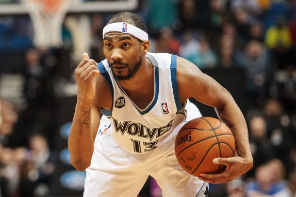 Minnesota Timberwolves Are Discussing Trades With Multiple Teams Involving Corey Brewer