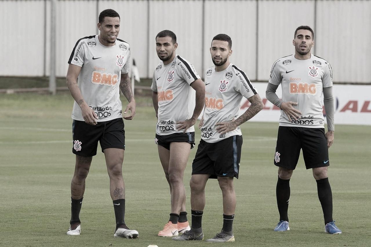 Com força máxima, Corinthians recebe Deportivo Lara pela Sul-Americana