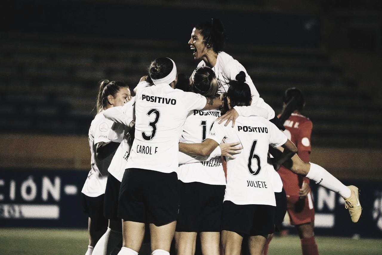 Time feminino do Corinthians anuncia amistoso beneficente no Parque São Jorge