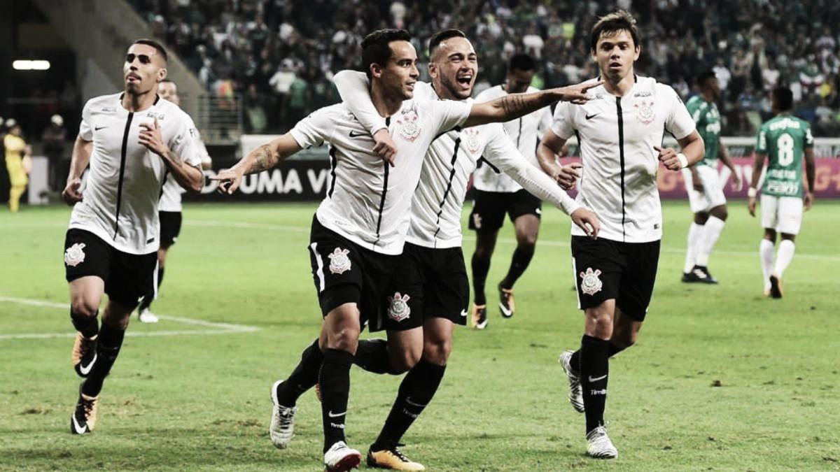 Así llega Corinthians para visitar a Millonarios