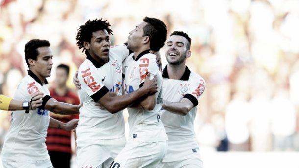 Na Ilha do Retiro, Corinthians goleia Sport e volta a vencer no Campeonato Brasileiro