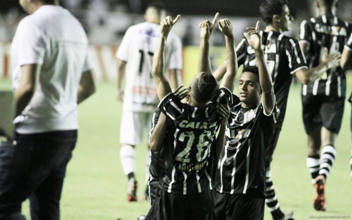 Corinthians vence Inter de Limeira e mantém invencibilidade na Copinha