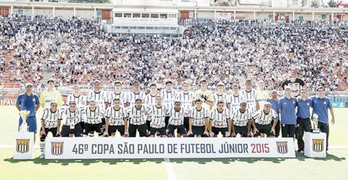As maiores revelações do Corinthians na história da Copinha
