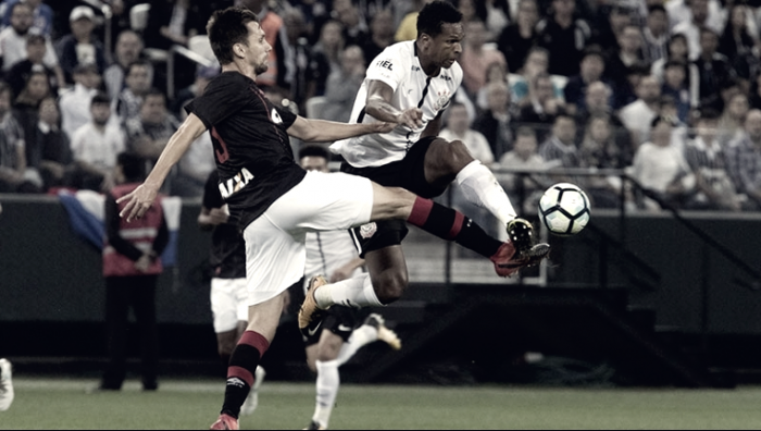 Resultado Atlético-PR 0x1 Corinthians no Brasileirão 2017